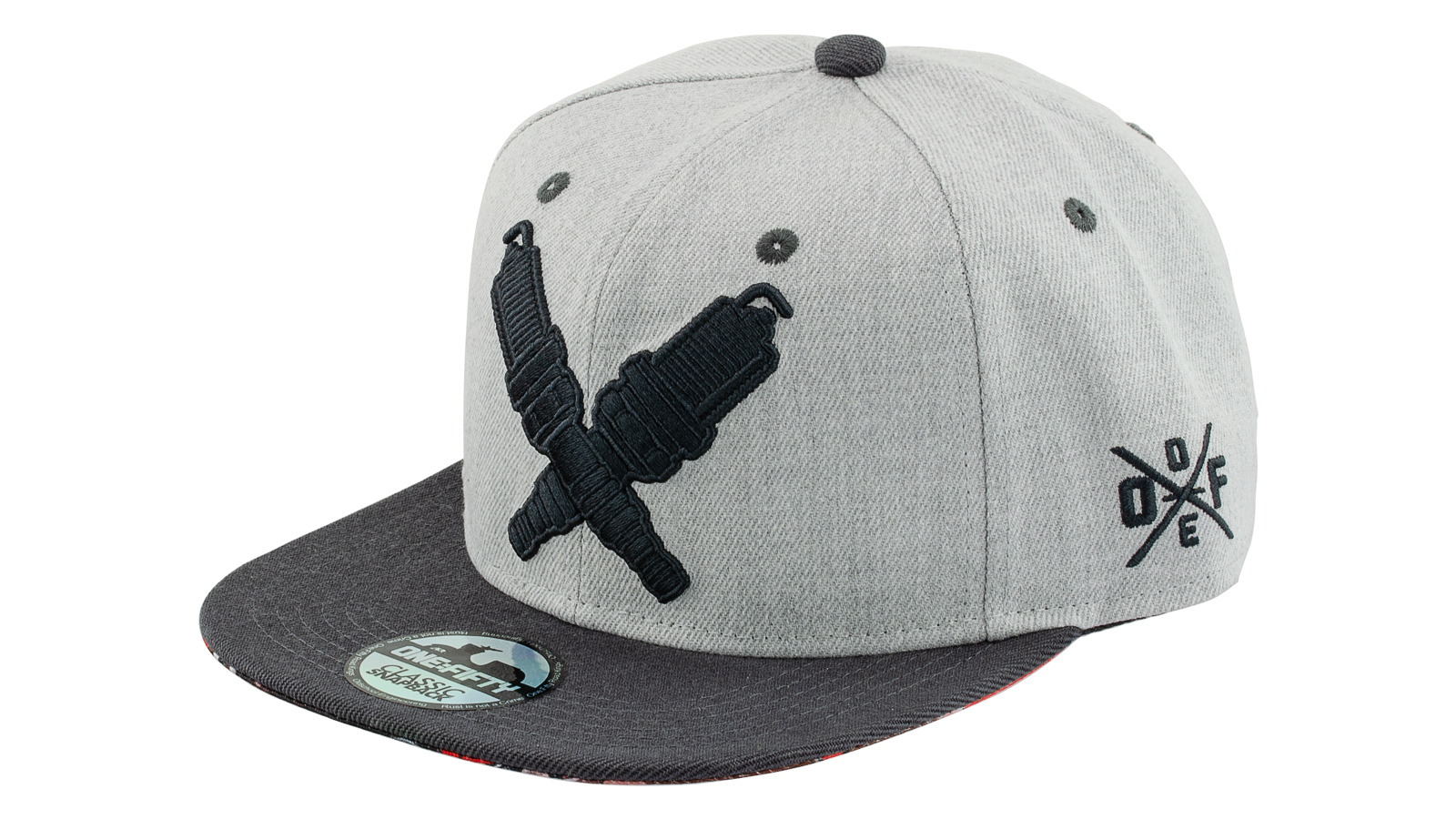 "Snapback ONE:FIFTY ""Bud"""